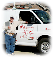 Master Electrician serving Dallas and Collin counties